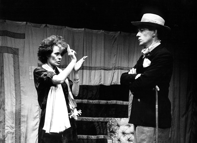 Janet Suzman and Ian McKellen (''Boy'')