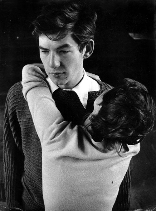''Ill send for you when everything's settled.'' -- Harry (Ian McKellen) and Anna (Margaret Drabble), London production