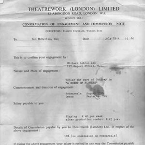 First London Contract