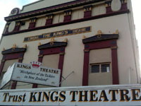 The King's Theatre, Stratford NZ