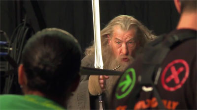 Behind the scenes of THE HOBBIT