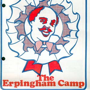 1972, THE ERPINGHAM CAMP: Programme