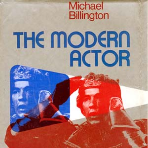 Cover of Michael Billingtons The Modern Actor