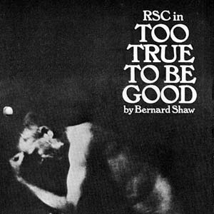 1977, TOO TRUE TO BE GOOD: Programme