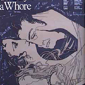 1974, 'TIS PITY SHE'S A WHORE (Wimbledon): Theatre Poster