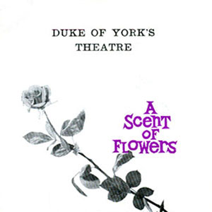 1964, A SCENT OF FLOWERS: Programme Cover