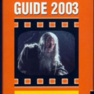 Video & DVD Guide Book Spine