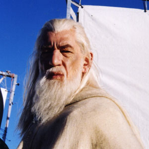 2000, THE LORD OF THE RINGS: THE TWO TOWERS: Gandalf the White