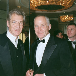 Ian McKellen, Michael Cashman, Paul Cottingham