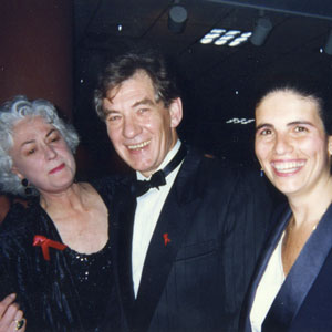 1990,   Bea Arthur, Ian McKellen, Cooks Tour A Gala Charity Concert celebrating Ray Cook, the Australian pianist, arranger and conductor.  Shaftesbury Theatre, 18 March 1990 in support of various Aids-related charities. Produced by West End Cares