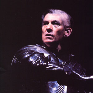 1991, RICHARD III: Richard III  - Photo by John Haynes